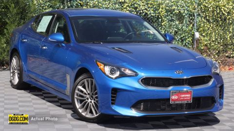 Pre-Owned 2018 Kia Stinger Base