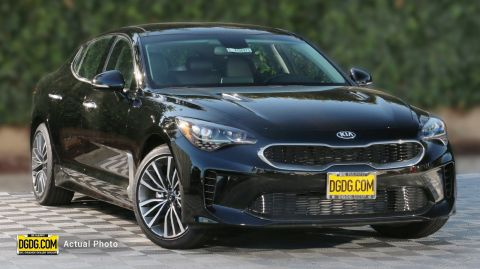 2018 Kia Stinger Premium With Navigation