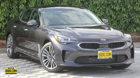 2019 Kia Stinger Premium With Navigation