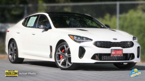 Certified Pre-Owned 2018 Kia Stinger GT1