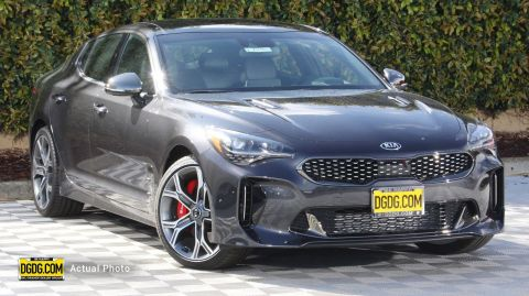 2019 Kia Stinger GT2 With Navigation