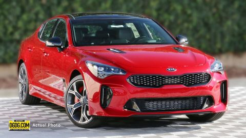 2018 Kia Stinger GT2 With Navigation & AWD