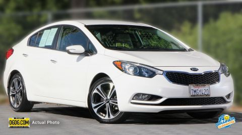 Certified Pre-Owned 2015 Kia Forte EX