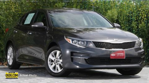 2016 Kia Optima LX FWD 4D Sedan