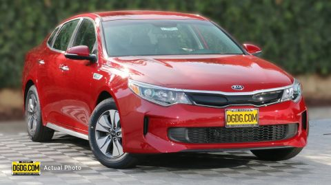 2019 Kia Optima Hybrid EX FWD 4dr Car