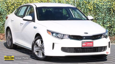 Certified Pre-Owned 2017 Kia Optima Plug-In Hybrid EX