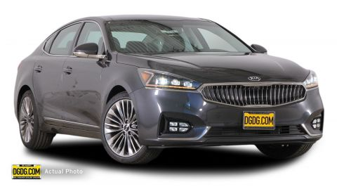 2018 Kia Cadenza Limited FWD 4dr Car