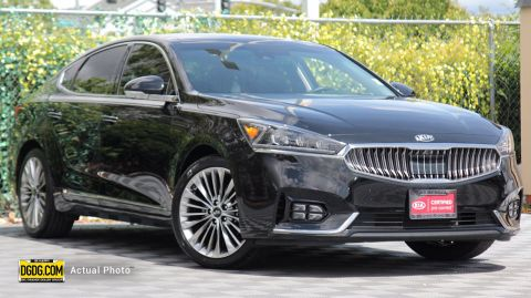 Certified Pre-Owned 2019 Kia Cadenza Limited