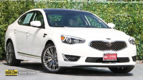 2016 Kia Cadenza Limited FWD 4D Sedan