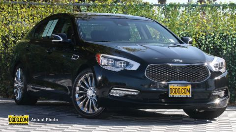 Certified Pre-Owned 2017 Kia K900 Luxury