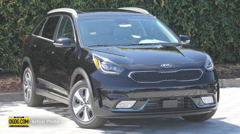 2019 Kia Niro Plug-In Hybrid EX Premium With Navigation