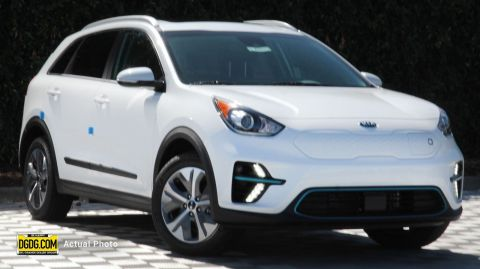 2019 Kia Niro EV EX Premium With Navigation