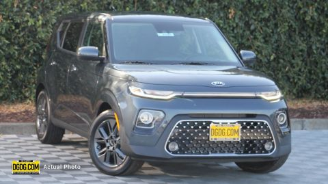 2020 Kia Soul EX With Navigation