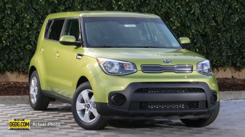 2019 Kia Soul Base FWD Hatchback