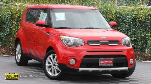 2019 Kia Soul Plus FWD 4D Hatchback