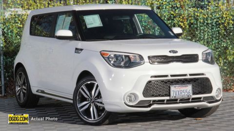 2016 Kia Soul Plus FWD 4D Hatchback