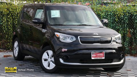 Certified Pre-Owned 2016 Kia Soul EV Base