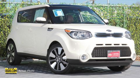 Certified Pre-Owned 2016 Kia Soul Exclaim