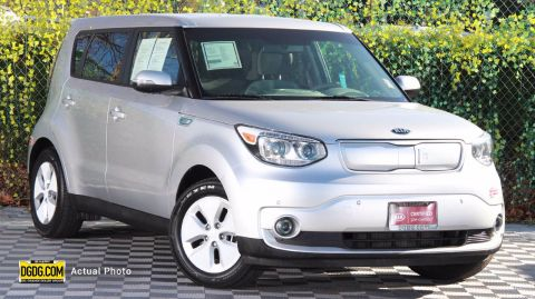 2016 Kia Soul EV Plus With Navigation