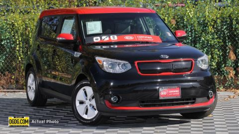 Certified Pre-Owned 2015 Kia Soul EV Plus